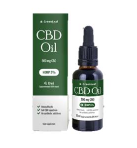 GreenLeaf CBD Oil - opinioni - funziona - prezzo - sito ufficiale
