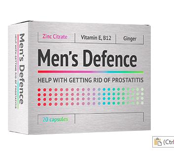 Mens Defence - opinioni - funziona - prezzo - sito ufficiale