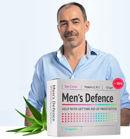 Mens Defence - originale - in farmacia - Italia