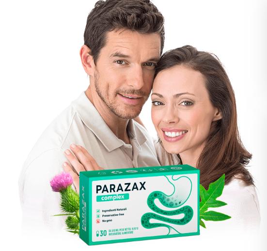 Parazax - ingredienti - composizione - funziona - come si usa