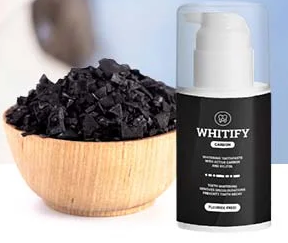 Whitify Carbon - come si usa - composizione - ingredienti - funziona
