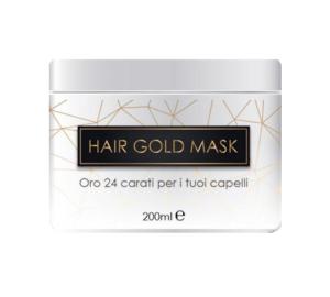 Hair Gold Mask - opinioni - prezzo - sito ufficiale - funziona
