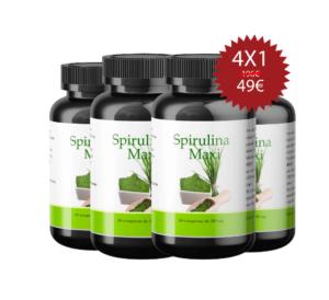 Spirulina Maxi - sito ufficiale - funziona - opinioni - prezzo