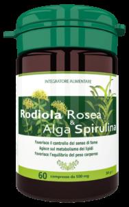 Rodiola&Spirulina - opinioni - forum - recensioni